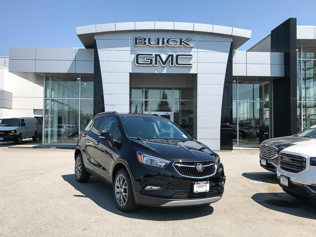 2018 Buick Encore Sport Touring (Stk: 8K38190) in Vancouver - Image 2 of 7
