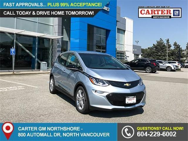 2018 Chevrolet Bolt EV LT (Stk: 8B00850) in Vancouver - Image 1 of 7