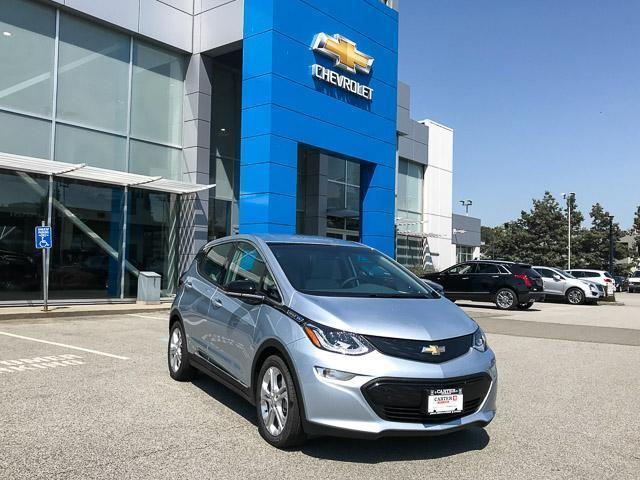 2018 Chevrolet Bolt EV LT (Stk: 8B00850) in Vancouver - Image 2 of 7