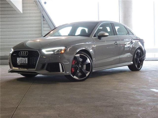 2018 Audi RS 3 2.5T (Stk: AU4493A) in Toronto - Image 2 of 30