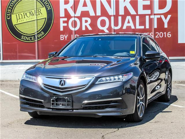 2015 Acura TLX Tech (Stk: 1084P) in Mississauga - Image 1 of 20