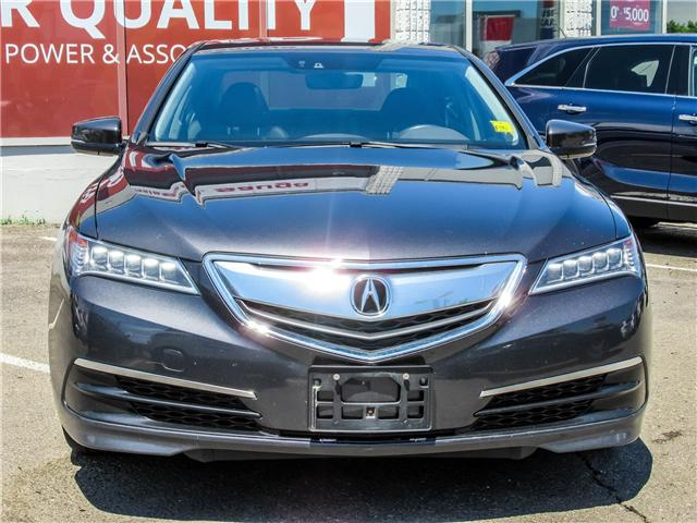 2015 Acura TLX Tech (Stk: 1084P) in Mississauga - Image 2 of 20