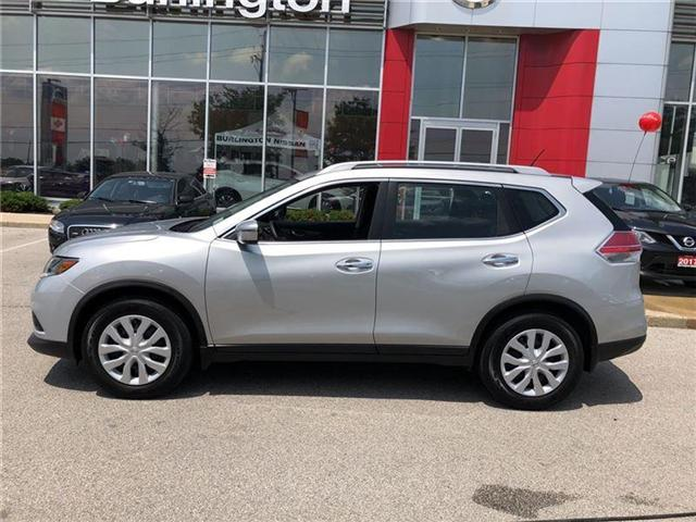 2016 Nissan Rogue S (Stk: A6513) in Burlington - Image 2 of 18