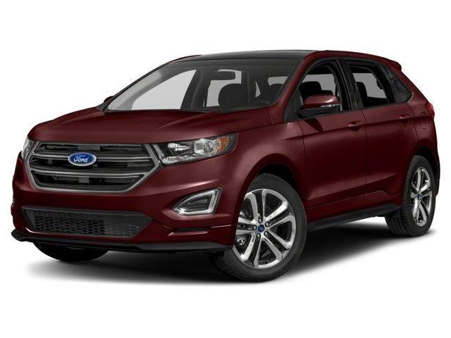 2018 Ford Edge Sport (Stk: J-767) in Okotoks - Image 1 of 9