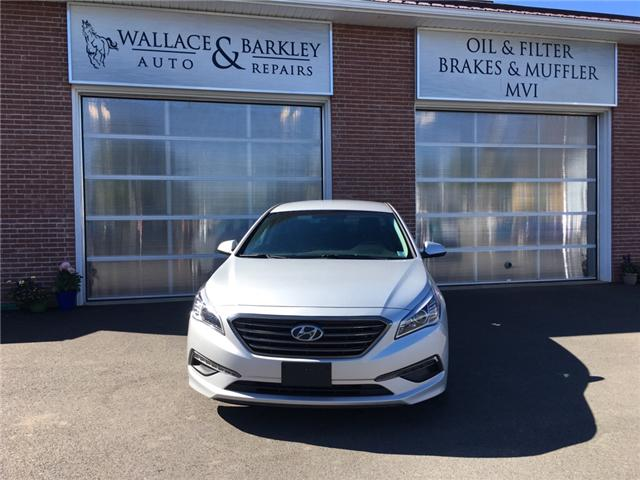 2017 Hyundai Sonata GL (Stk: DARTMOUTH) in Truro - Image 1 of 8