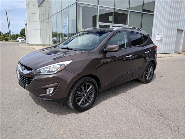 2014 Hyundai Tucson GLS (Stk: 80200A) in Goderich - Image 2 of 20