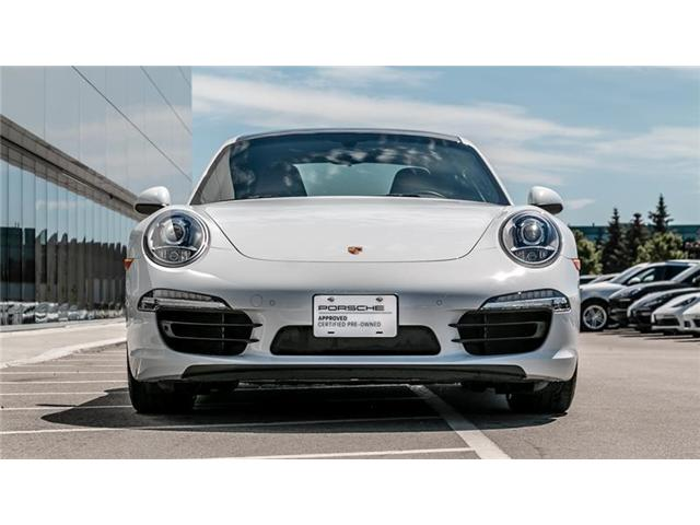 2015 Porsche 911 Carrera 4S Coupe PDK (Stk: U7123) in Vaughan - Image 2 of 14