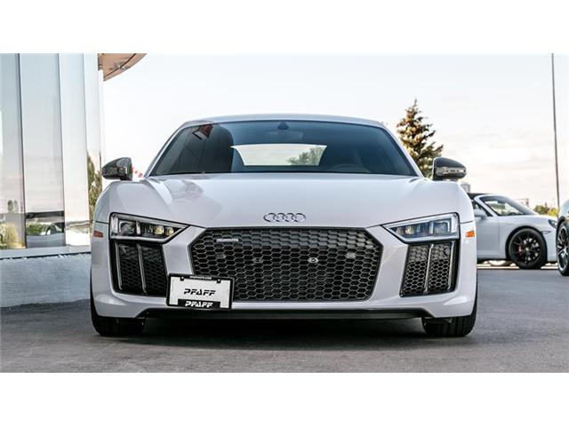 2017 Audi R8 5.2 V10 Plus quattro 7sp S tronic Cpe (Stk: U7168A) in Vaughan - Image 2 of 21