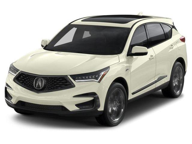 2019 Acura RDX A-Spec (Stk: K800508) in Brampton - Image 1 of 2