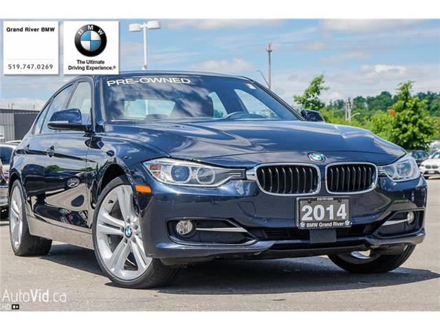 2014 BMW 328d xDrive (Stk: PW4102A) in Kitchener - Image 1 of 22