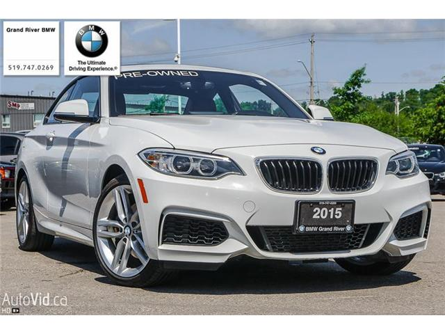 2015 BMW 228i  (Stk: PW4216) in Kitchener - Image 1 of 22