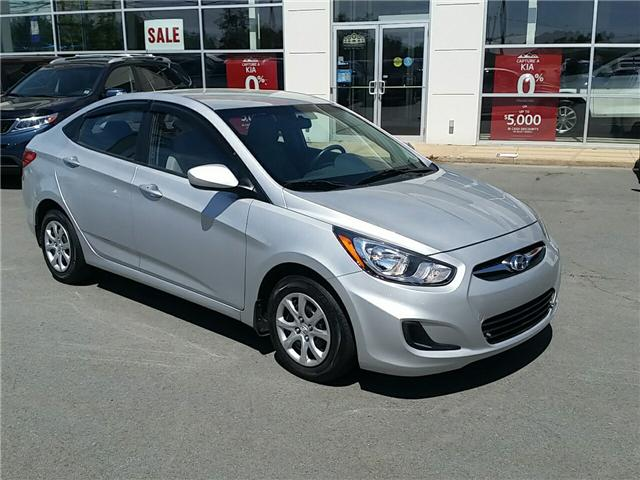 2013 Hyundai Accent  (Stk: 18166A) in Hebbville - Image 1 of 17
