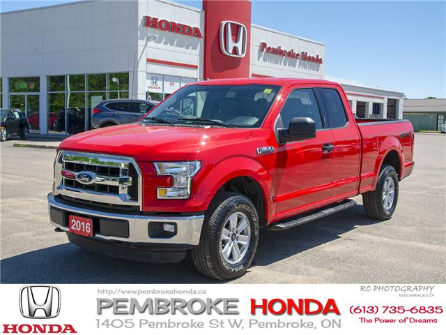 2016 Ford F-150  (Stk: 18282A) in Pembroke - Image 1 of 27