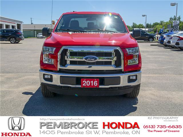 2016 Ford F-150  (Stk: 18282A) in Pembroke - Image 2 of 27