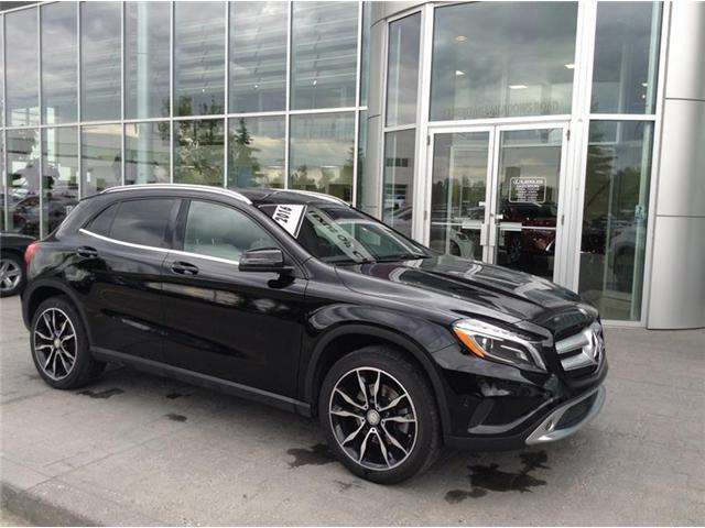 2016 Mercedes-Benz GLA-Class Base (Stk: 180109A) in Calgary - Image 2 of 15
