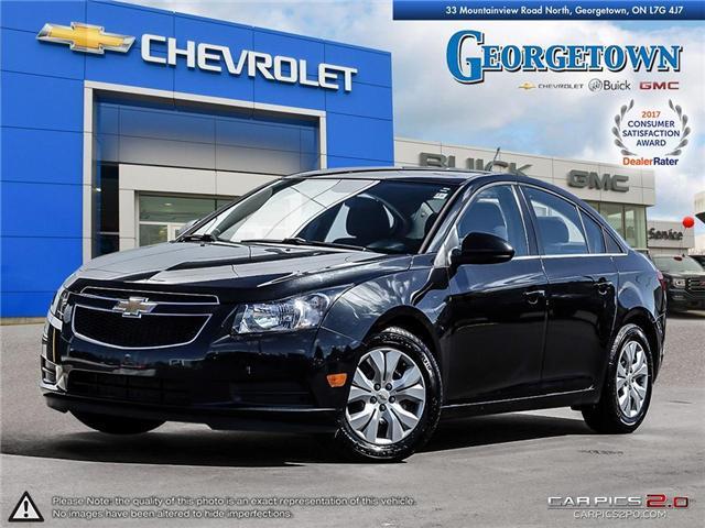 2014 Chevrolet Cruze 1LT (Stk: 27447) in Georgetown - Image 1 of 27