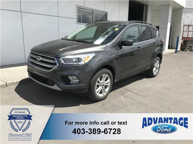 2017 Ford Escape SE (Stk: 5231) in Calgary - Image 1 of 10