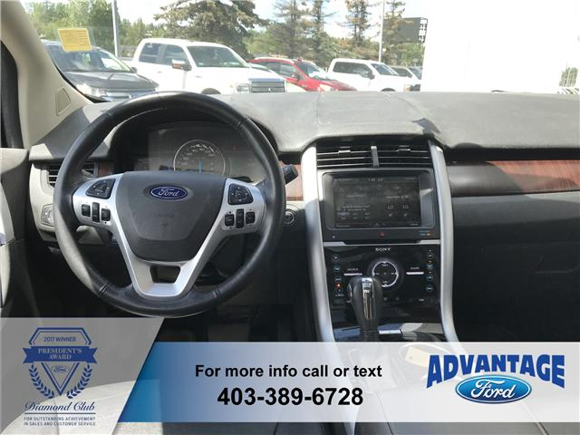 2014 Ford Edge Limited (Stk: J-455A) in Calgary - Image 2 of 10
