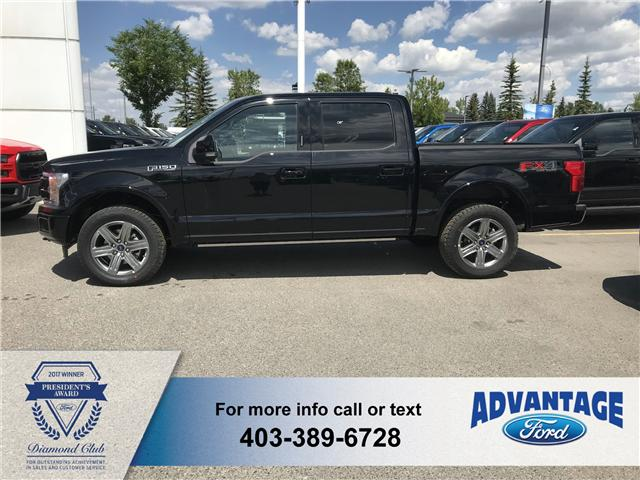 2018 Ford F-150 Lariat (Stk: J-742) in Calgary - Image 2 of 5