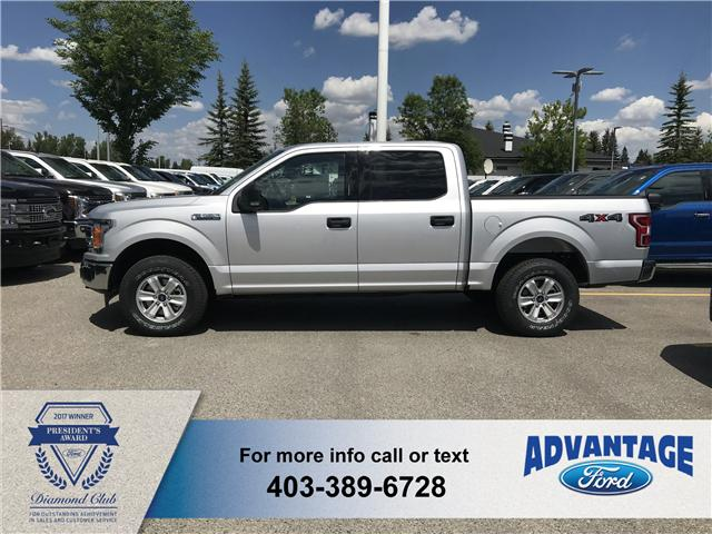 2018 Ford F-150 XLT (Stk: J-1154) in Calgary - Image 2 of 5