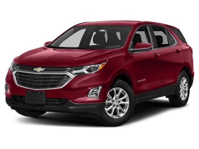 2018 Chevrolet Equinox LT (Stk: 801717) in Toronto - Image 1 of 9