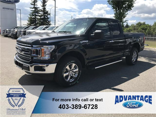 2018 Ford F-150 XLT (Stk: J-1231) in Calgary - Image 1 of 5
