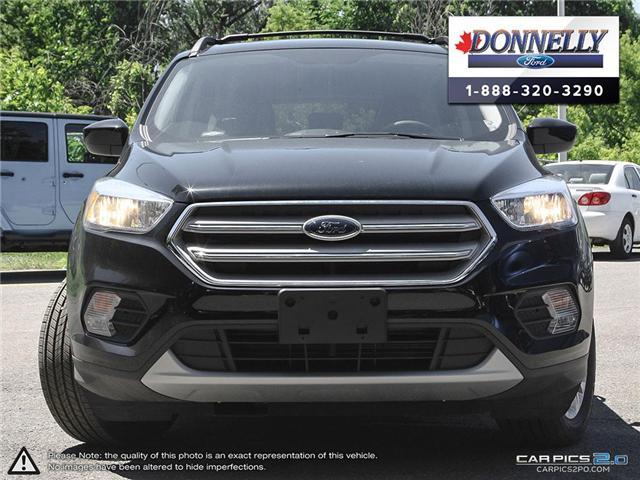 2018 Ford Escape SE (Stk: DR1184) in Ottawa - Image 2 of 27