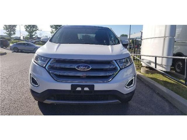 2018 Ford Edge SEL (Stk: P8220) in Unionville - Image 2 of 20