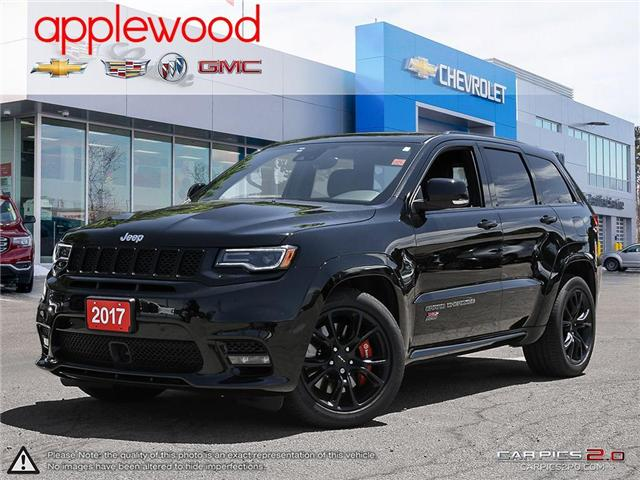 2017 Jeep Grand Cherokee SRT (Stk: 1569TN) in Mississauga - Image 1 of 27