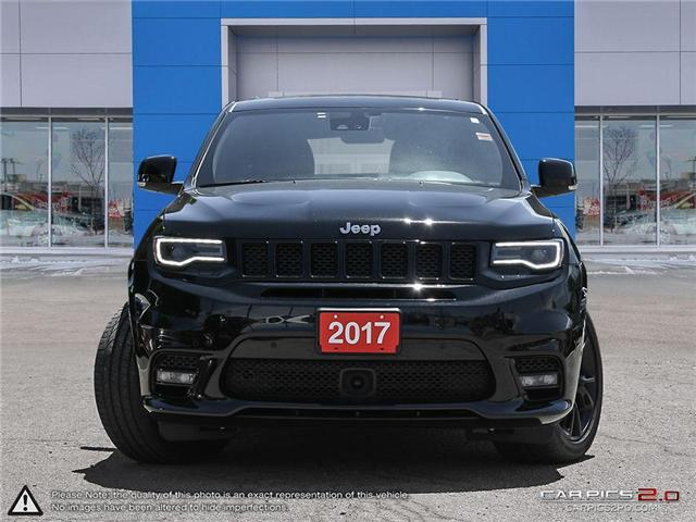 2017 Jeep Grand Cherokee SRT (Stk: 1569TN) in Mississauga - Image 2 of 27