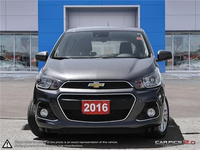2016 Chevrolet Spark 2LT CVT (Stk: 1786A) in Mississauga - Image 2 of 27