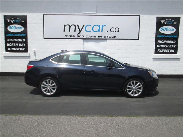 2016 Buick Verano Base (Stk: 180745) in North Bay - Image 1 of 13