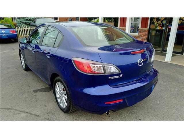 2012 Mazda Mazda3 GS-SKY (Stk: ) in Dunnville - Image 5 of 14