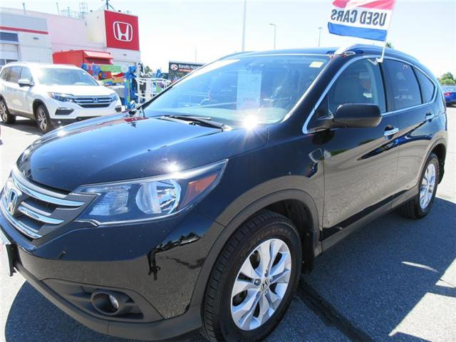 2013 Honda CR-V Touring (Stk: K12468A) in Kanata - Image 1 of 17
