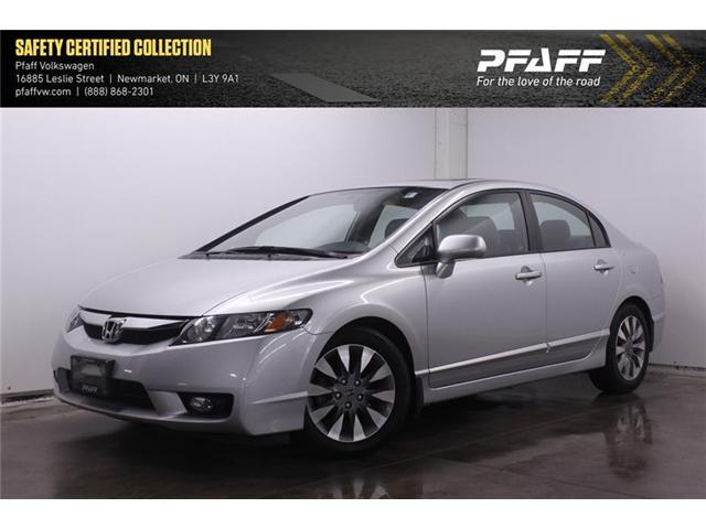 2011 Honda Civic EX-L (Stk: V3051A) in Newmarket - Image 1 of 16