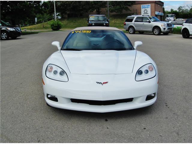 2011 Chevrolet Corvette  (Stk: C116) in Orangeville - Image 14 of 20