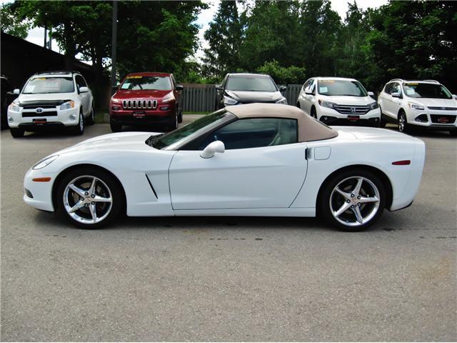 2011 Chevrolet Corvette  (Stk: C116) in Orangeville - Image 6 of 20