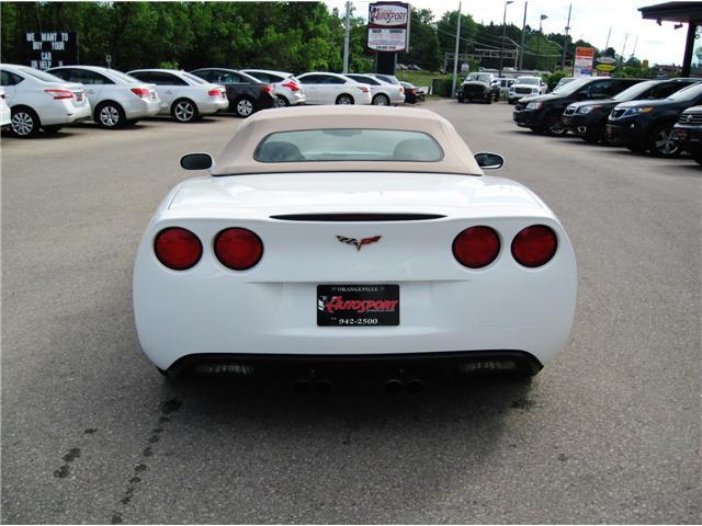 2011 Chevrolet Corvette  (Stk: C116) in Orangeville - Image 9 of 20