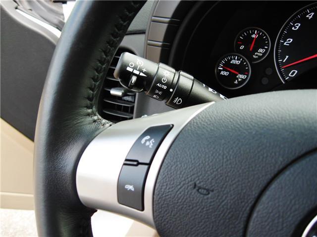 2011 Chevrolet Corvette  (Stk: C116) in Orangeville - Image 17 of 20