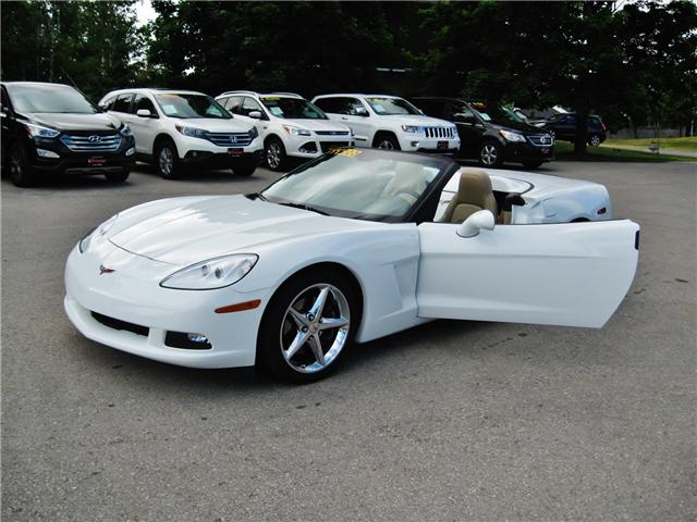 2011 Chevrolet Corvette  (Stk: C116) in Orangeville - Image 2 of 20