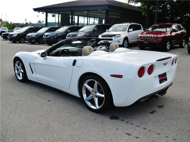 2011 Chevrolet Corvette  (Stk: C116) in Orangeville - Image 7 of 20