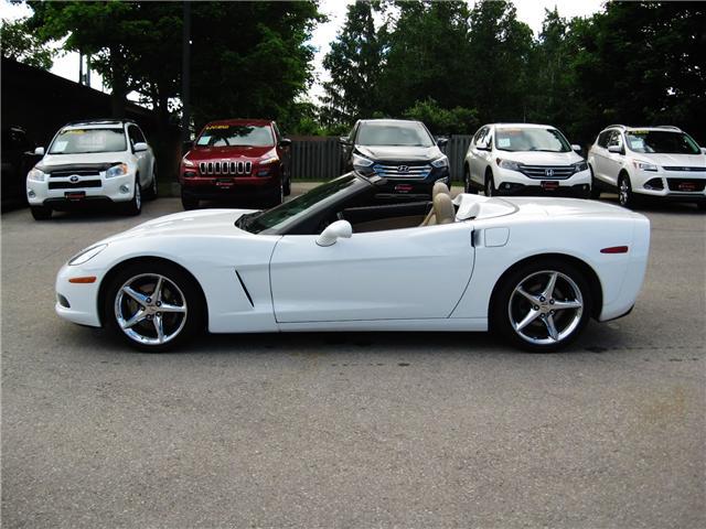 2011 Chevrolet Corvette  (Stk: C116) in Orangeville - Image 5 of 20