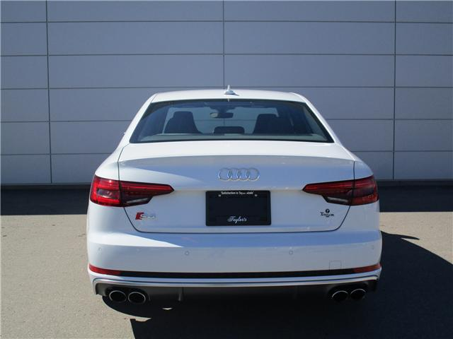 2018 Audi S4 3.0T Technik (Stk: 6363) in Regina - Image 8 of 32