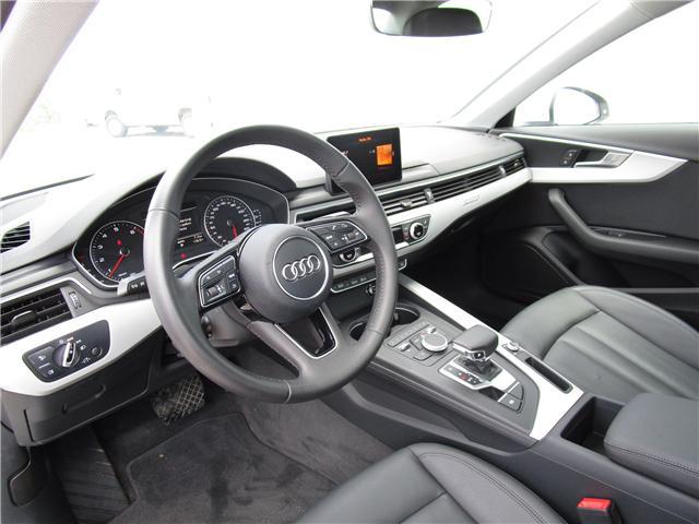 2017 Audi A4 2.0T Komfort (Stk: 6362) in Regina - Image 12 of 28