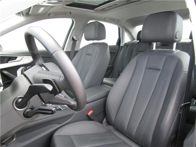 2017 Audi A4 2.0T Komfort (Stk: 6362) in Regina - Image 12 of 27