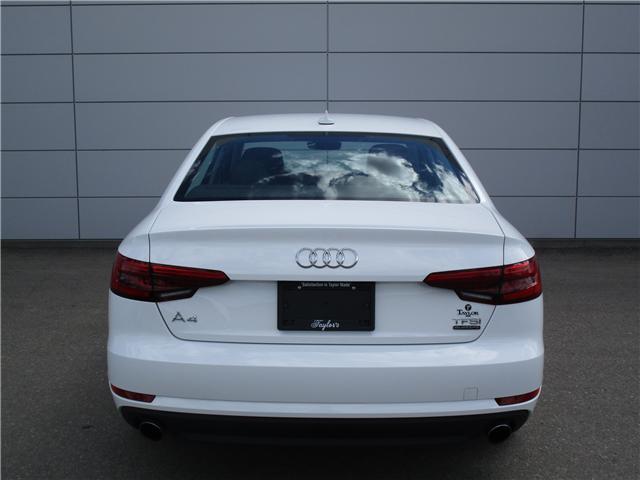 2017 Audi A4 2.0T Komfort (Stk: 6362) in Regina - Image 9 of 28