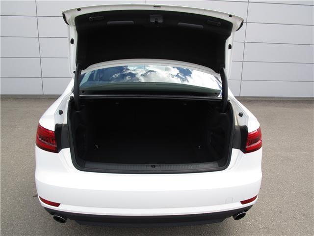 2017 Audi A4 2.0T Komfort (Stk: 6362) in Regina - Image 11 of 28