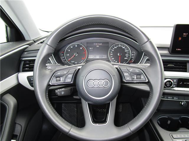 2017 Audi A4 2.0T Komfort (Stk: 6362) in Regina - Image 17 of 27