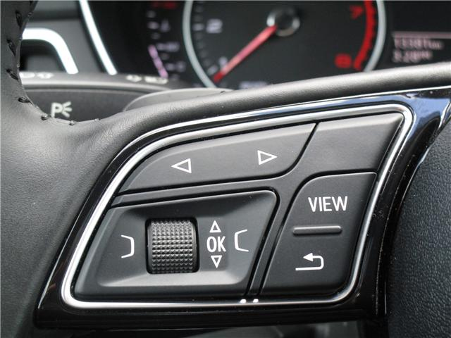 2017 Audi A4 2.0T Komfort (Stk: 6362) in Regina - Image 20 of 28
