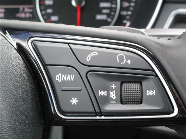 2017 Audi A4 2.0T Komfort (Stk: 6362) in Regina - Image 21 of 28